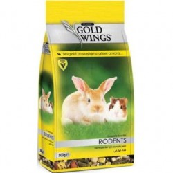 Gold Wings Kemirgen Yemi 500gr