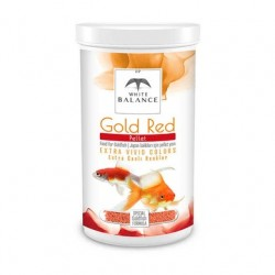 White Balance Gold Red Pellets 250 ml