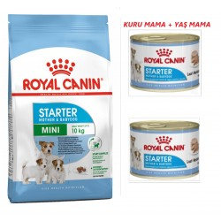 Royal Canin Mother & Baby Mama Seti Kuru Mama Ve Yaş Mama
